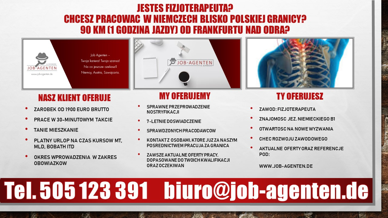 Physiotherapeut Cottbus