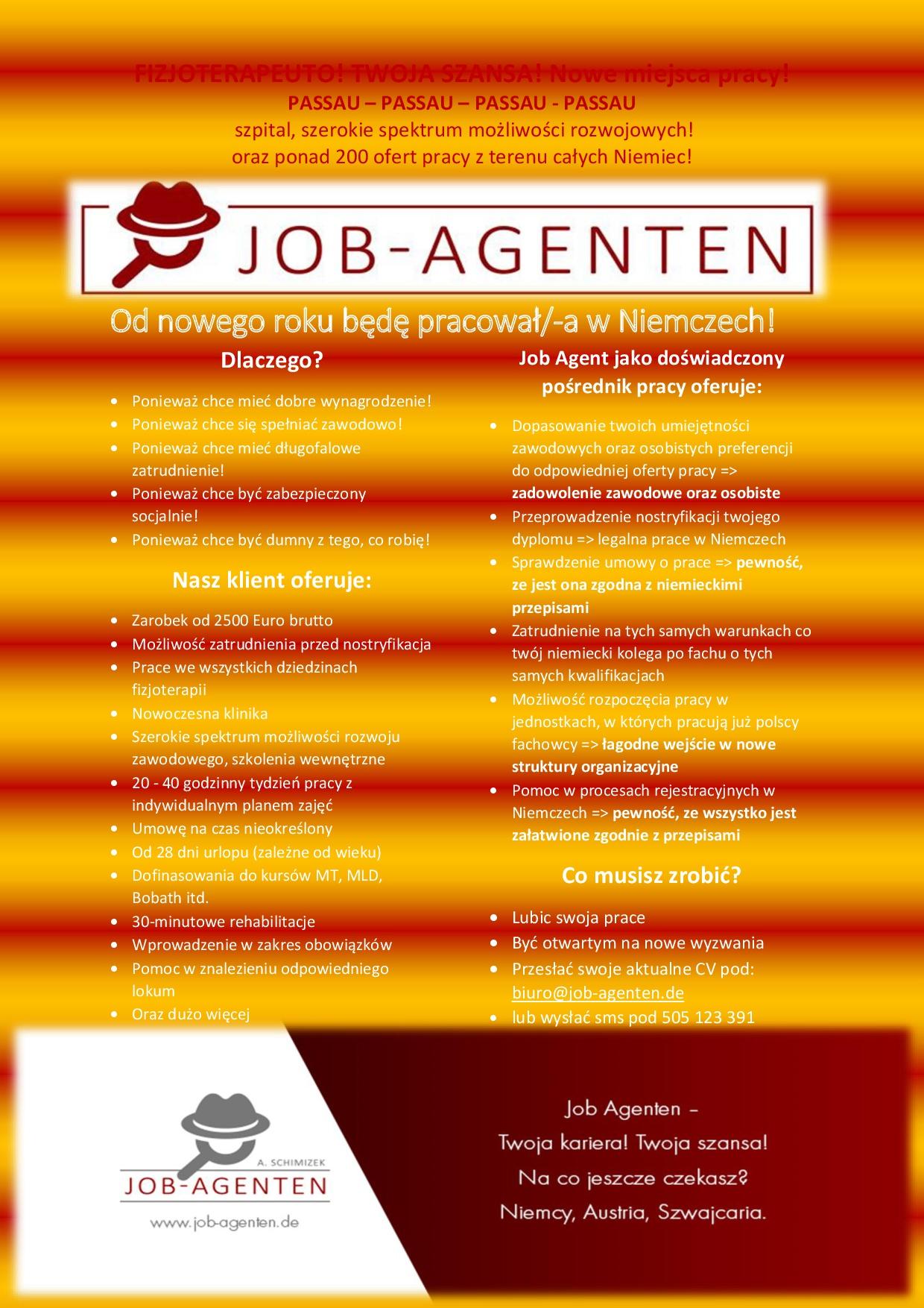 zatrudnienie Niemcy
